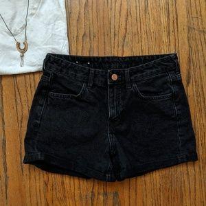 H&M Shorts - ☀️3 for 30☀️ &Denim Black Shorts